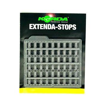 Korda Extenda Stops clear karper klein vismateriaal Medium