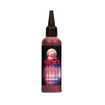 Korda GOO Bumbleberry Supreme Bait Smoke paars aasdip 115ml