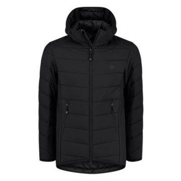 Korda Kore Thermolite Puffer Jacket black visjas Medium