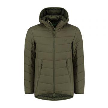 Korda Kore Thermolite Puffer Jacket olive visjas Large