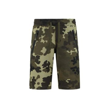 Korda LE Light Kamo Jersey Shorts camo visbroek Medium