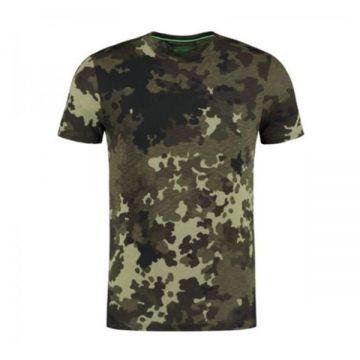 Korda LE Light Kamo Tee camo vis t-shirt Large