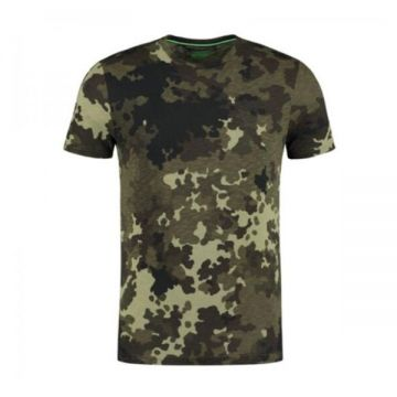 Korda LE Light Kamo Tee camo vis t-shirt X-large