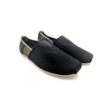 Korda Quick Dry Slip On zwart - camo schoen 43