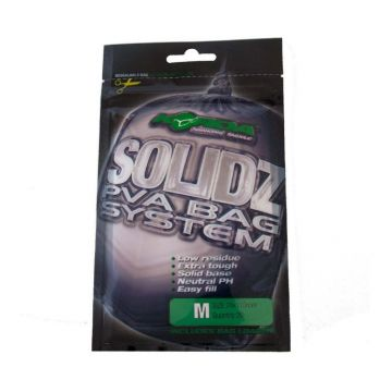 Korda Solidz PVA Bags clear karper pva-systeem Medium
