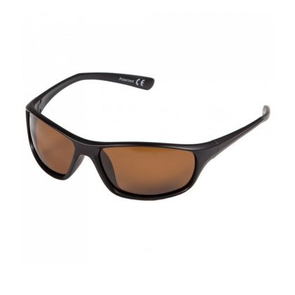 Korda Sunglasses Polarised Wraps zwart viszonnenbril