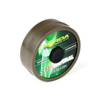 Korda Super Natural weed karper draad voor onderlijn 18lb 20m