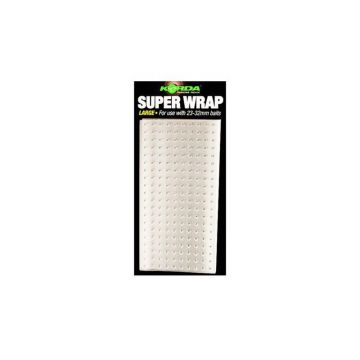 Korda Super Wrap clear karper pva-systeem Large