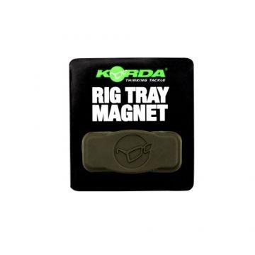 Korda Tackle Box Magnet groen karper rig accessoire