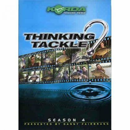 Korda Thinking Tackle Serie 4 - visfilm