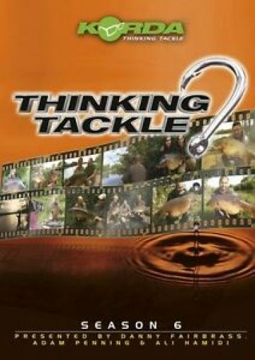 Korda Thinking Tackle Serie 6 - visfilm