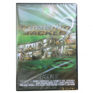 Korda Thinking Tackle Serie 8 - visfilm