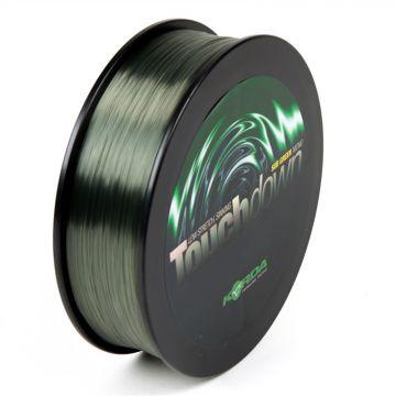 Korda Touchdown donker groen karper visdraad 0.43mm 1000m