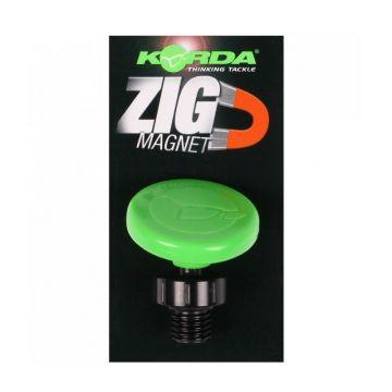 Korda Zig Magnet zwart - groen karper oppervlakte visserij