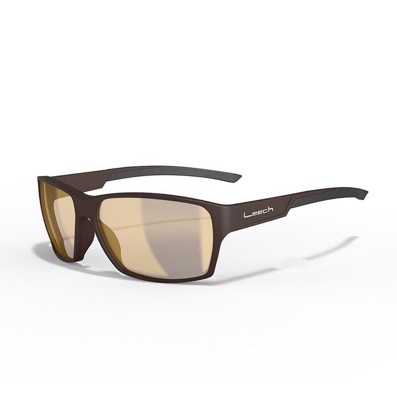 Leech H2X Day chrome - copper viszonnenbril