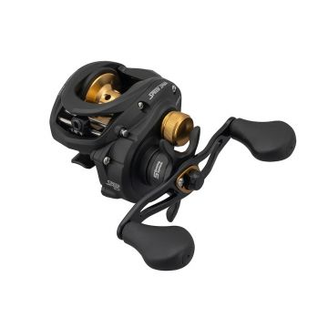 Lews Classic Pro Speed Spool SLP zwart - goud visreel Right 100