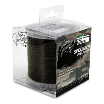 Lineaeffe TS Speciment Reel Mono bruin karper visdraad 0.36mm 1000m