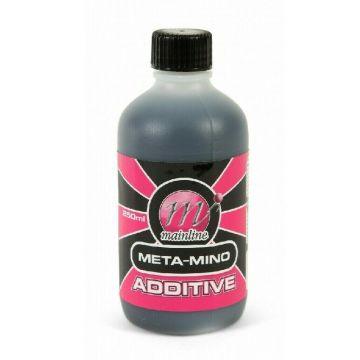 Mainline Additive Meta-Mino bruin - zwart aas liquid 250ml