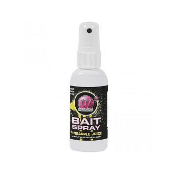 Mainline Bait Spray Pineapple Juice clear karperflavour witvisflavour 50ml