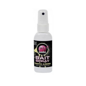 Mainline Bait Spray Toasted Almond clear karperflavour witvisflavour 50ml