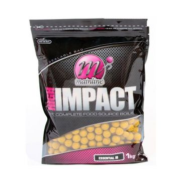 Mainline High Impact Boilies Spicy Crab rood karper boilie 20mm 1kg