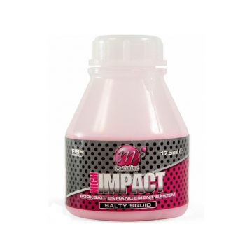 Mainline High Impact Enhance System Salty Squid roze aasdip 175ml
