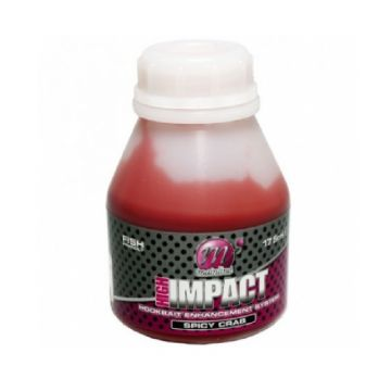 Mainline High Impact Enhance System Spicy Crab rood aasdip 175ml