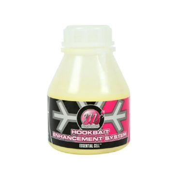 Mainline Hookbait Enhance System Essential Cell geel aasdip 175ml