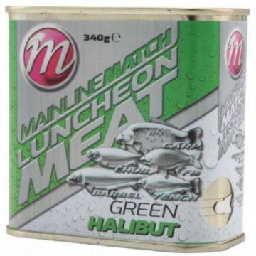 Mainline Match Luncheon Meat Halibut vert  340g