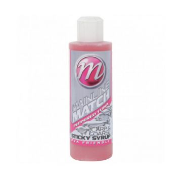 Mainline Match Sticky Syrup Peppered Tuna rood aas liquid 250ml