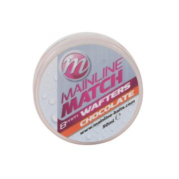 Mainline Match Wafters Chocolate oranje witvis mini-boilie 8mm 50ml