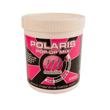 Mainline Polaris Pop-Up Mix wit - bruin karper boiliemix 250g