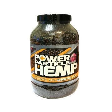 Mainline Power+ Particle Hemp With Essential Cell zwart partikel 3l
