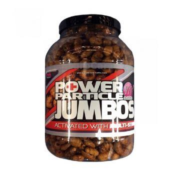 Mainline Power+ Particle Jumbo Tigers Multi-Stim brun  3l