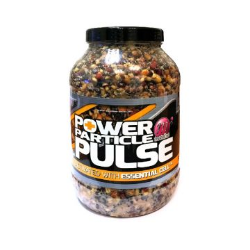 Mainline Power+ Particle The Pulse Essential Cell bruin partikel 3l