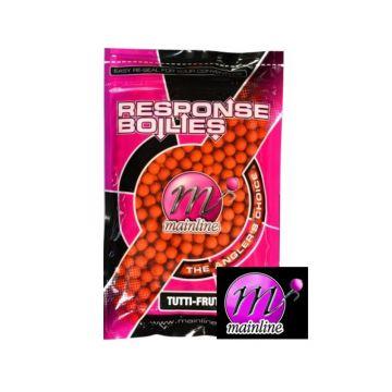 Mainline Response Boilies Tutti-Frutti oranje witvis mini-boilie 10mm 200g