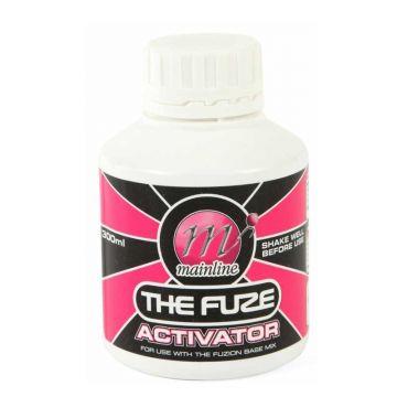 Mainline The Fuze Activator bruin karperflavour witvisflavour 100ml