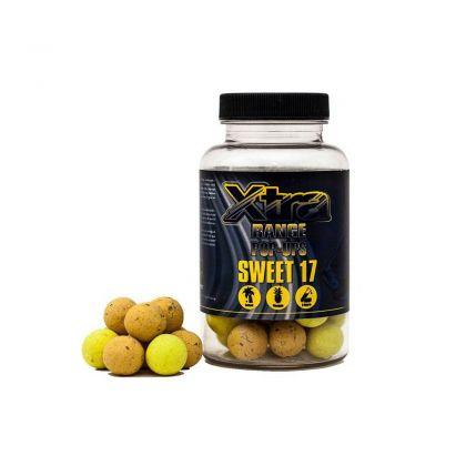 Martin Sb Xtra Range Pop-Ups Sweet 17 geel karper pop-up boilies 15mm