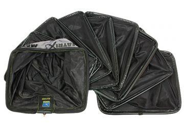 Matrix Carp Keepnet zwart witvis leefnet 4m00
