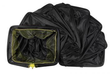 Matrix Commercial Keepnet zwart witvis leefnet 2m50