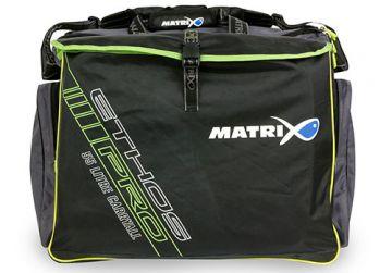 Matrix Ethos Pro Carryall 55L grijs - zwart - groen foreltas witvistas 55x36x47cm