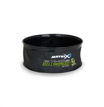 Matrix ETHOS Pro EVA Bait Bowl grijs - wit - blauw foreltas witvistas 5l