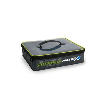 Matrix ETHOS Pro EVA Box Tray Set grijs - wit - blauw foreltas witvistas