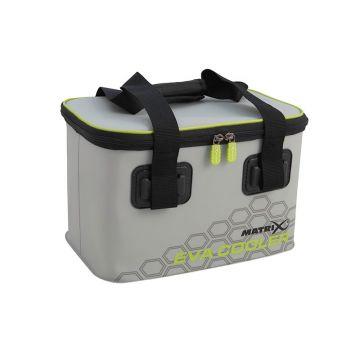 Matrix EVA Cooler Bag grijs - zwart - groen foreltas witvistas Standard