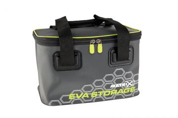 Matrix EVA Storage Bag groen - grijs foreltas witvistas