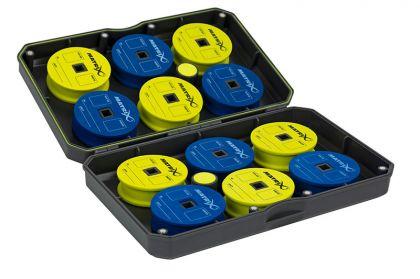Matrix EVA Storage Case gris - vert - bleu  Small
