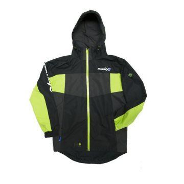 Matrix Hydro RS 20K Jacket zwart - grijs - groen visjas Small
