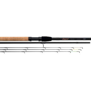 Matrix Legend Slim Feeder zwart - bruin witvis wicklepicker 3m70 20-40g