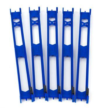 Matrix Pole Winders zwart - blauw onderlijn plankje 26cm