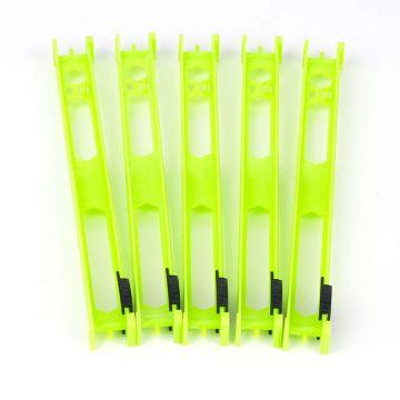 Matrix Pole Winders zwart - limoen onderlijn plankje 18cm